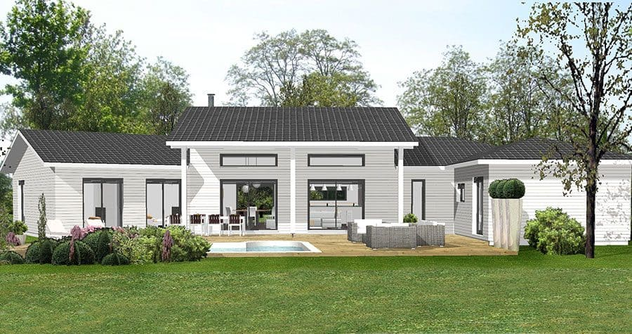 Terrific Modele Maison A Construire Photos Best Image