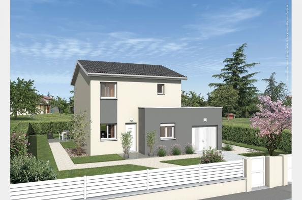Terrific Modele Maison A Construire Photos Best Image Engine