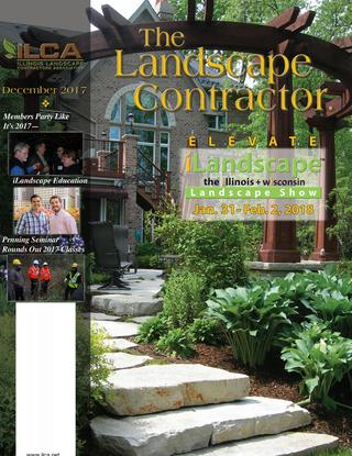 The Landscape Contractor Magazine December 2017 Digital Edition By