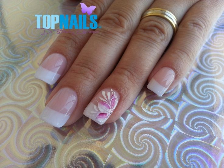 U As Modernas Dise Os De Modelos Manicure Decorado C3 B1as Para Boda