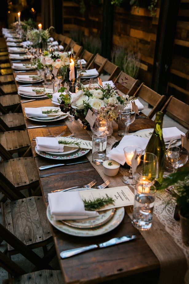 Urbanite Chic Wedding In Brooklyn Decoraci N Matrimonio