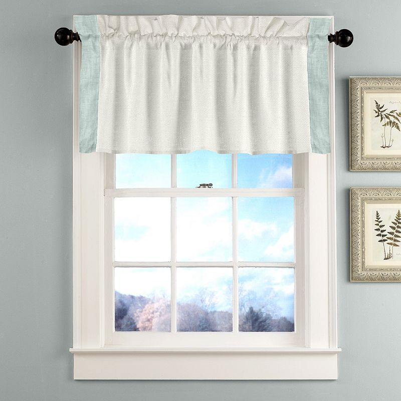 Veratex American Collection Central Park Valance 50 X 17 Beig