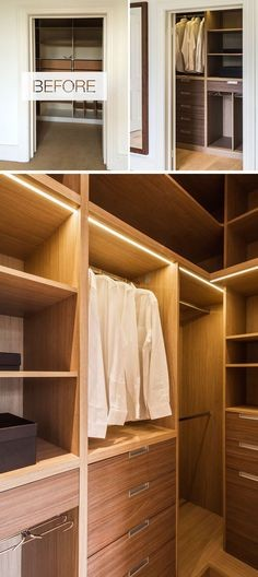 Walk In Closet Dise Os Modernos Ideas Para Decorar Y Ampliar Un