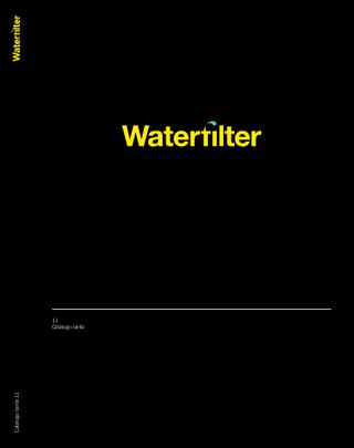 Waterfilter 2011 By Suministros Dominguez Issuu