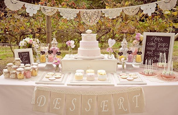 Wedding Cake Alternatives Mesas Dulces Y Boda