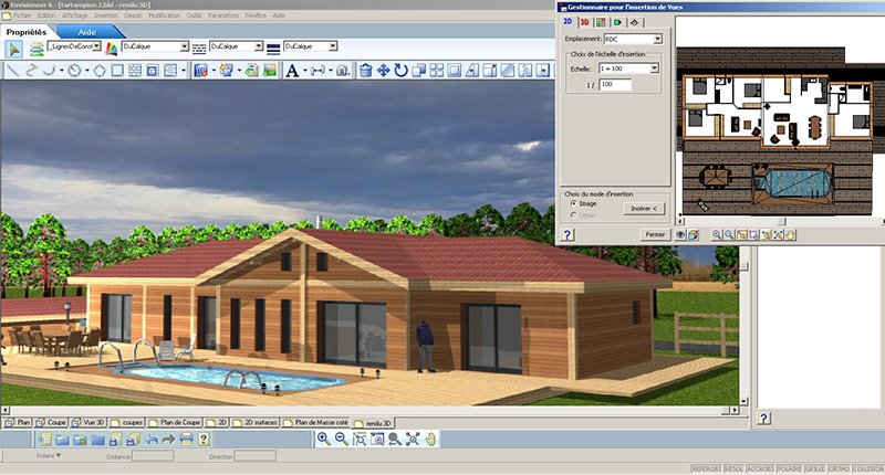 Wonderful Logiciel De Creation Maison 2