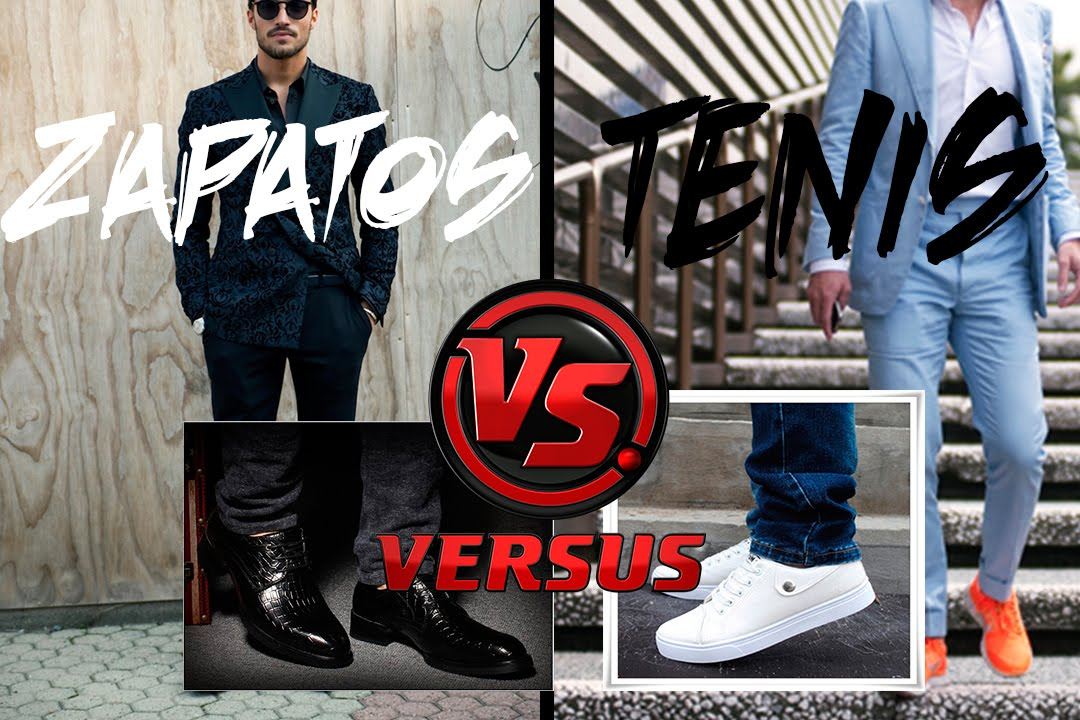 Zapatos VS Tenis JR Style For Men YouTube