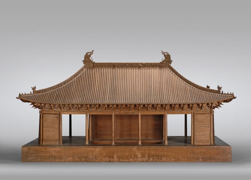 Chinese Architectural Models Asian Art Architecture Japonaise