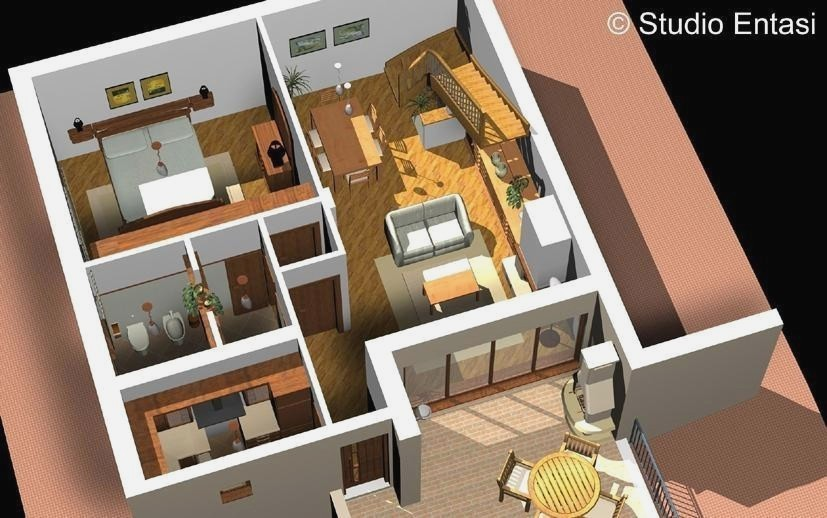 Dessiner Maison 3d Gratuit Plan De Review 3D Vectorsecurity