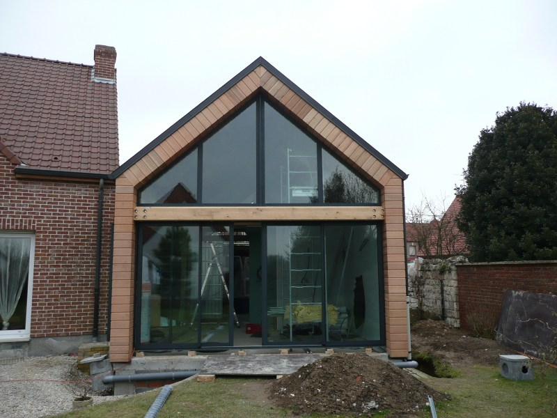 Extensions Nord MAISON BOIS NORD