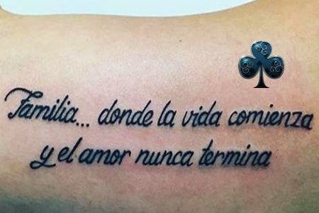 Frases Cortas Para Tatuajes Full HD MAPS Locations Another World