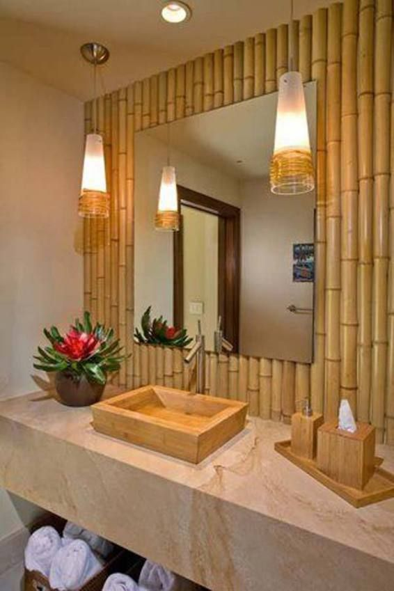 Hermosas Ideas Para Decorar Con Bamb Pinterest Bambu