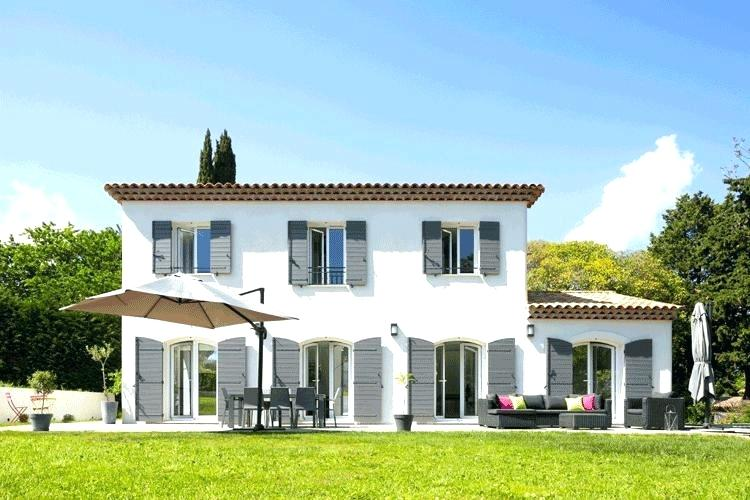 Holiday Provenaal Stone Built Detached House Private Pool In Prix