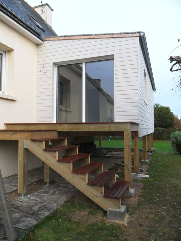 Id E Extension Bois Pinterest Extensions And Decking
