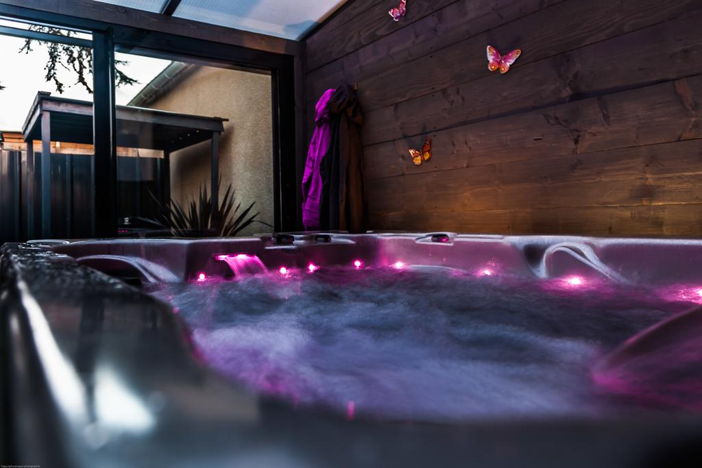 Spa Jacuzzi Exterior As 001 Terraza Pinterest And Politify Us