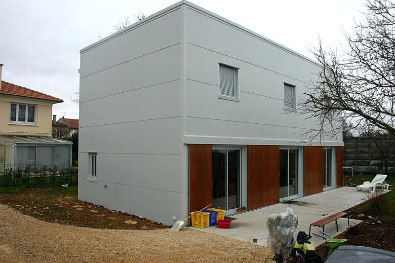 Maison Ossature Metallique Avis En Structure Mactallique Newsindo Co