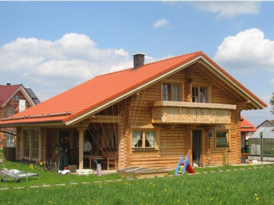 Maison Et Chalet En Bois Cheap Stunning With - politify.us