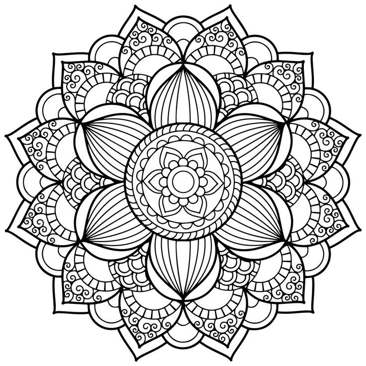 Mandalas Faciles Image Result For U Pinterest A1group Co