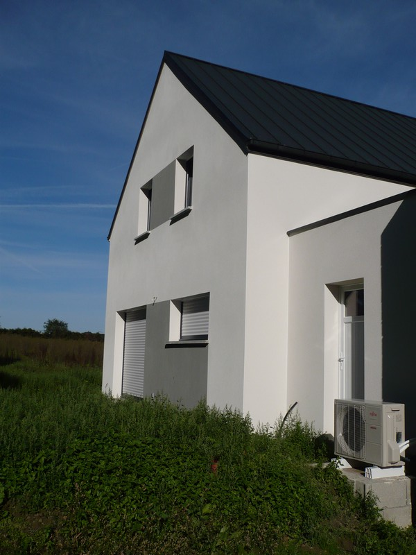 Maison Grise Et Blanche Anthracite Choosewell Co 23cc4d43