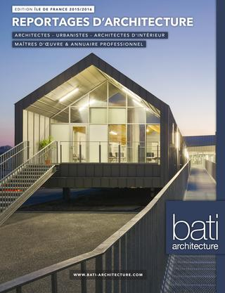 Revue Idf 15 16 Part 2 By Bati Architecture Issuu