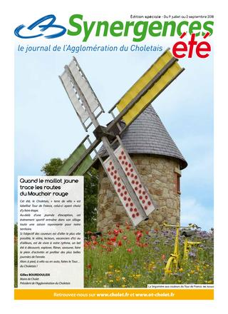 Synergences Hebdo Dition Sp Ciale T 2018 By Agglom Ration Du